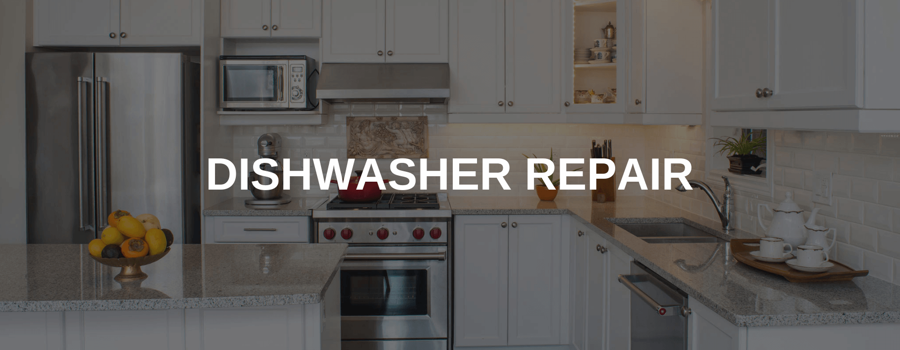dishwasher repair chicago