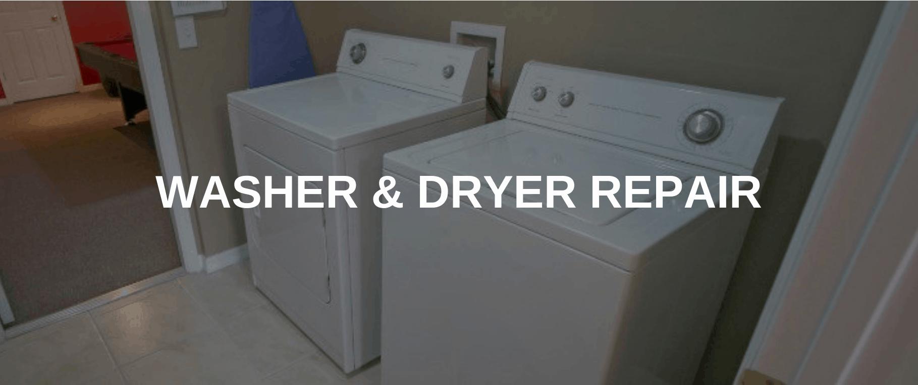 washing machine repair chicago